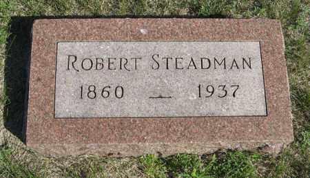 STEADMAN, ROBERT - Turner County, South Dakota | ROBERT STEADMAN - South Dakota Gravestone Photos