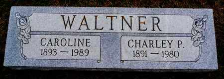 WALTNER, CAROLINE - Turner County, South Dakota | CAROLINE WALTNER - South Dakota Gravestone Photos