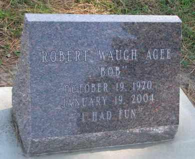AGEE, ROBERT - Union County, South Dakota | ROBERT AGEE - South Dakota Gravestone Photos