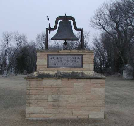 *AHLSBORG LUTHERAN,  - Union County, South Dakota |  *AHLSBORG LUTHERAN - South Dakota Gravestone Photos