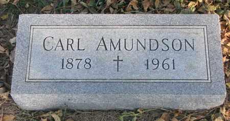 AMUNDSON, CARL - Union County, South Dakota | CARL AMUNDSON - South Dakota Gravestone Photos