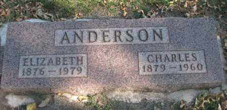 ANDERSON, CHARLES - Union County, South Dakota | CHARLES ANDERSON - South Dakota Gravestone Photos