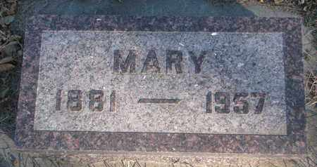 ANDERSON, MARY - Union County, South Dakota | MARY ANDERSON - South Dakota Gravestone Photos