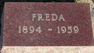 BALL, FREDA - Union County, South Dakota | FREDA BALL - South Dakota Gravestone Photos