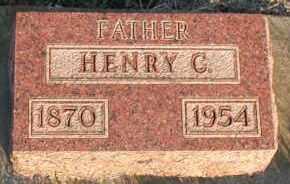 BALL, HENRY C - Union County, South Dakota | HENRY C BALL - South Dakota Gravestone Photos