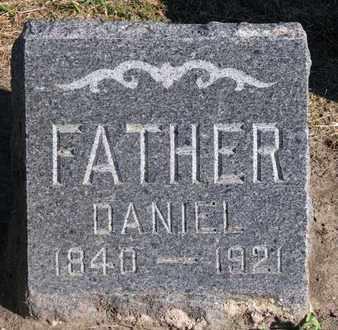 BALLINGER, DANIEL - Union County, South Dakota   DANIEL BALLINGER - South Dakota Gravestone Photos