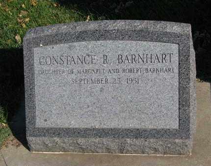BARNHART, CONSTANCE R. - Union County, South Dakota   CONSTANCE R. BARNHART - South Dakota Gravestone Photos