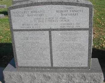 BARNHART, MARGARET ROMAINE - Union County, South Dakota | MARGARET ROMAINE BARNHART - South Dakota Gravestone Photos