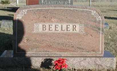 BEELER, PLOT - Union County, South Dakota   PLOT BEELER - South Dakota Gravestone Photos