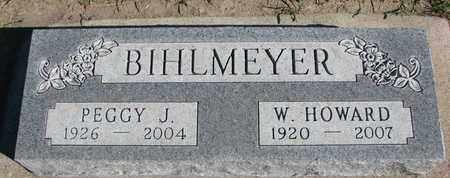 BIHLMEYER, PEGGY J. - Union County, South Dakota | PEGGY J. BIHLMEYER - South Dakota Gravestone Photos