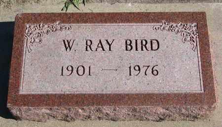 BIRD, W. RAY - Union County, South Dakota | W. RAY BIRD - South Dakota Gravestone Photos