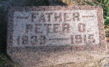 BJORGUM, PETER O. - Union County, South Dakota | PETER O. BJORGUM - South Dakota Gravestone Photos