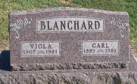 BLANCHARD, CARL - Union County, South Dakota | CARL BLANCHARD - South Dakota Gravestone Photos