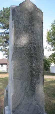 BLAND, FLORA ? - Union County, South Dakota | FLORA ? BLAND - South Dakota Gravestone Photos
