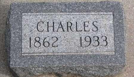 BOVEE, CHARLES - Union County, South Dakota | CHARLES BOVEE - South Dakota Gravestone Photos