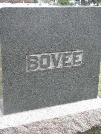 BOVEE, FAMILY STONE - Union County, South Dakota | FAMILY STONE BOVEE - South Dakota Gravestone Photos