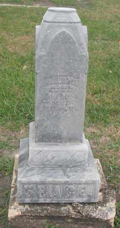 BRACE, H.J. ? - Union County, South Dakota | H.J. ? BRACE - South Dakota Gravestone Photos