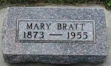 PRICE BRATT, MARY - Union County, South Dakota | MARY PRICE BRATT - South Dakota Gravestone Photos