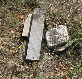 *BROKEN, STONES - Union County, South Dakota | STONES *BROKEN - South Dakota Gravestone Photos
