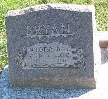 BRYAN, DOROTHY BELL - Union County, South Dakota | DOROTHY BELL BRYAN - South Dakota Gravestone Photos