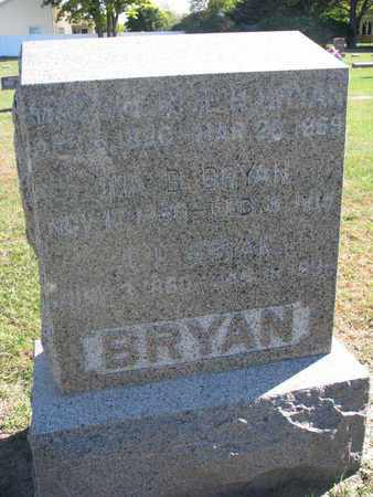 BRYAN, A.E. - Union County, South Dakota | A.E. BRYAN - South Dakota Gravestone Photos