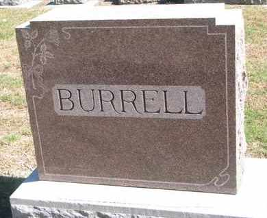 BURRELL, FAMILY STONE - Union County, South Dakota | FAMILY STONE BURRELL - South Dakota Gravestone Photos