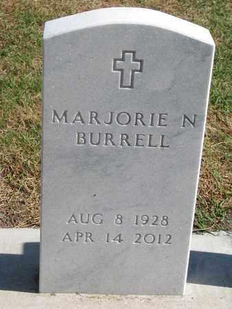 SMITH BURRELL, MARJORIE N. - Union County, South Dakota | MARJORIE N. SMITH BURRELL - South Dakota Gravestone Photos