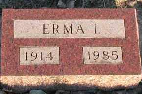 BUSCH, ERMA I - Union County, South Dakota | ERMA I BUSCH - South Dakota Gravestone Photos