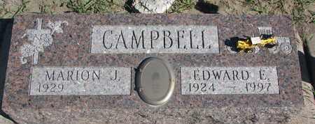 CAMPBELL, MARION J. - Union County, South Dakota | MARION J. CAMPBELL - South Dakota Gravestone Photos