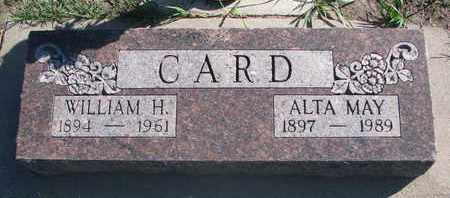 CARD, ALTA MAY - Union County, South Dakota | ALTA MAY CARD - South Dakota Gravestone Photos