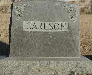 CARLSON, PLOT - Union County, South Dakota | PLOT CARLSON - South Dakota Gravestone Photos