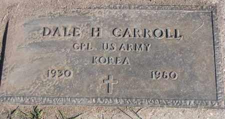 CARROLL, DALE H. (KOREA) - Union County, South Dakota | DALE H. (KOREA) CARROLL - South Dakota Gravestone Photos