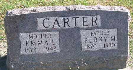 CARTER, PERRY M. - Union County, South Dakota | PERRY M. CARTER - South Dakota Gravestone Photos