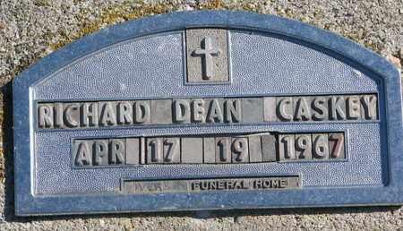CASKEY, RICHARD DEAN - Union County, South Dakota | RICHARD DEAN CASKEY - South Dakota Gravestone Photos