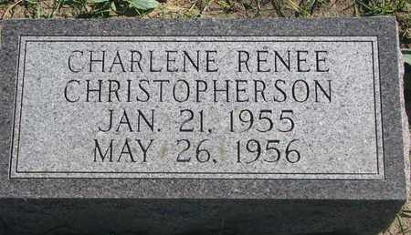 CHRISTOPHERSON, CHARLENE RENEE - Union County, South Dakota | CHARLENE RENEE CHRISTOPHERSON - South Dakota Gravestone Photos