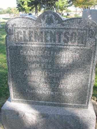 CLEMENTSON, ANNA - Union County, South Dakota | ANNA CLEMENTSON - South Dakota Gravestone Photos