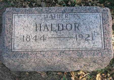 CLEMENTSON, HALDOR - Union County, South Dakota | HALDOR CLEMENTSON - South Dakota Gravestone Photos