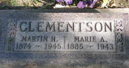 CLEMENTSON, MARTIN H. - Union County, South Dakota | MARTIN H. CLEMENTSON - South Dakota Gravestone Photos