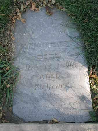 CLEMENTSON, SIGRI - Union County, South Dakota   SIGRI CLEMENTSON - South Dakota Gravestone Photos
