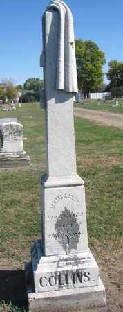 COLLINS, EDWARD C. - Union County, South Dakota | EDWARD C. COLLINS - South Dakota Gravestone Photos