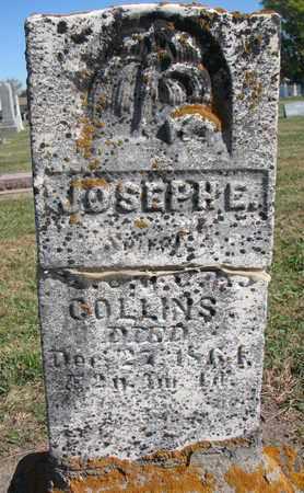 COLLINS, JOSEPH E. - Union County, South Dakota | JOSEPH E. COLLINS - South Dakota Gravestone Photos