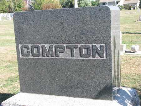 COMPTON, FAMILY STONE - Union County, South Dakota | FAMILY STONE COMPTON - South Dakota Gravestone Photos