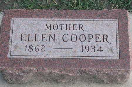 COOPER, ELLEN - Union County, South Dakota   ELLEN COOPER - South Dakota Gravestone Photos