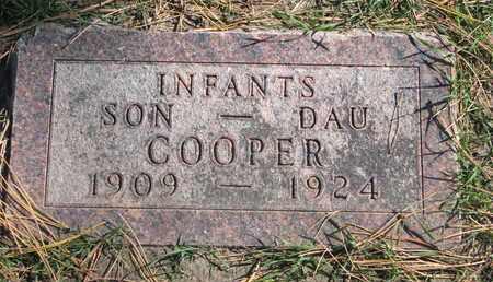 COOPER, DAUGHTER - Union County, South Dakota   DAUGHTER COOPER - South Dakota Gravestone Photos