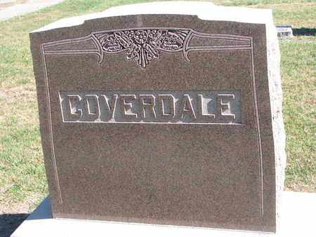COVERDALE, *FAMILY STONE - Union County, South Dakota | *FAMILY STONE COVERDALE - South Dakota Gravestone Photos