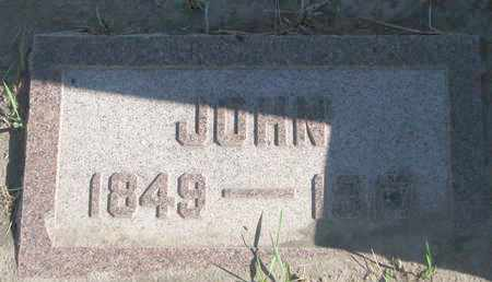 COVERDALE, JOHN - Union County, South Dakota | JOHN COVERDALE - South Dakota Gravestone Photos