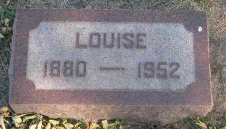 DAHL, LOUISE - Union County, South Dakota | LOUISE DAHL - South Dakota Gravestone Photos