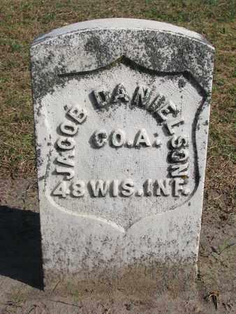 DANIELSON, JACOB - Union County, South Dakota | JACOB DANIELSON - South Dakota Gravestone Photos