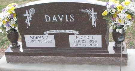 DAVIS, FLOYD L. - Union County, South Dakota | FLOYD L. DAVIS - South Dakota Gravestone Photos