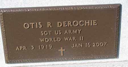 DEROCHIE, OTIS R. (WORLD WAR II) - Union County, South Dakota | OTIS R. (WORLD WAR II) DEROCHIE - South Dakota Gravestone Photos